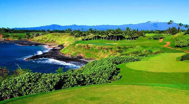 Image result for Golf- Hokuala Kauai Ocean Course