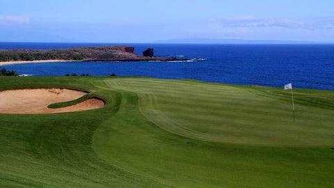 Challenge at Manele Lanai