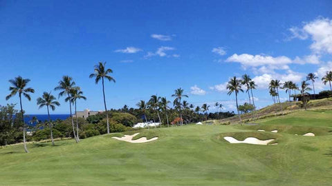Incredible Fairways Mauna Kea