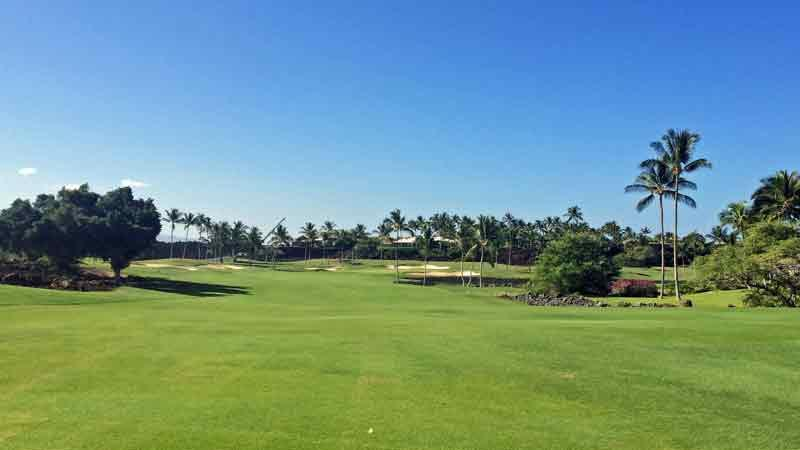 Mauna Lani 15th fairway Hawaii Tee Times