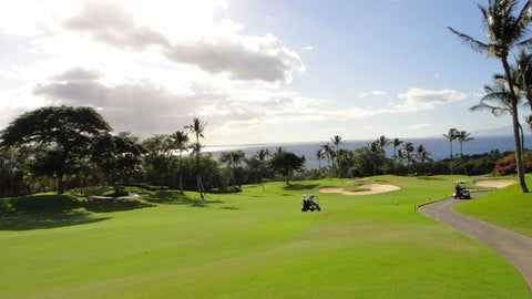 Wailea Emerald golf now