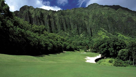Ko'olau Golf course Oahu