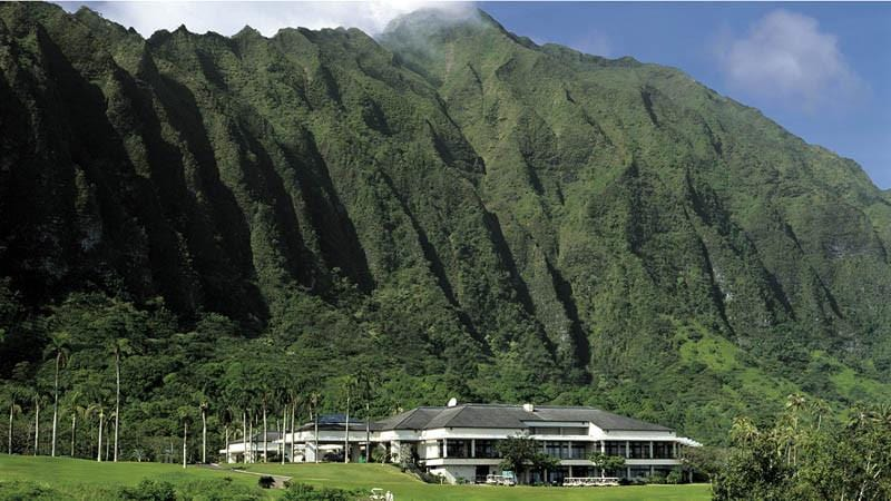 Ko'olau Golf Club House