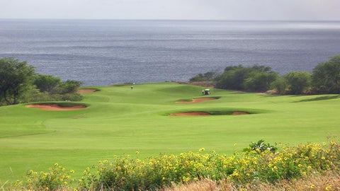 The Challenge at Manele Fairway
