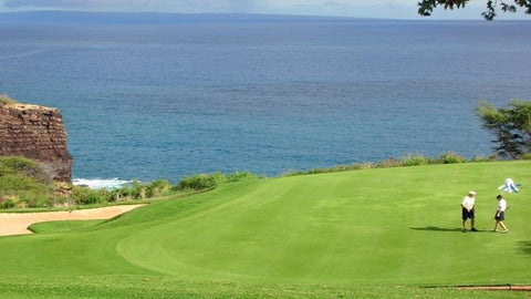 The Challenge at Manele Green
