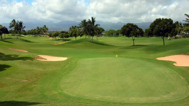 Royal Kunia Golf Club Green