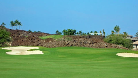 Mauna Lani North Golf Fairway