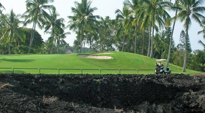Kona Country Club Ocean greens