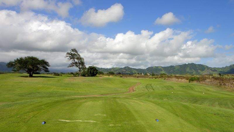 Kiahuna Golf Club #1 tee