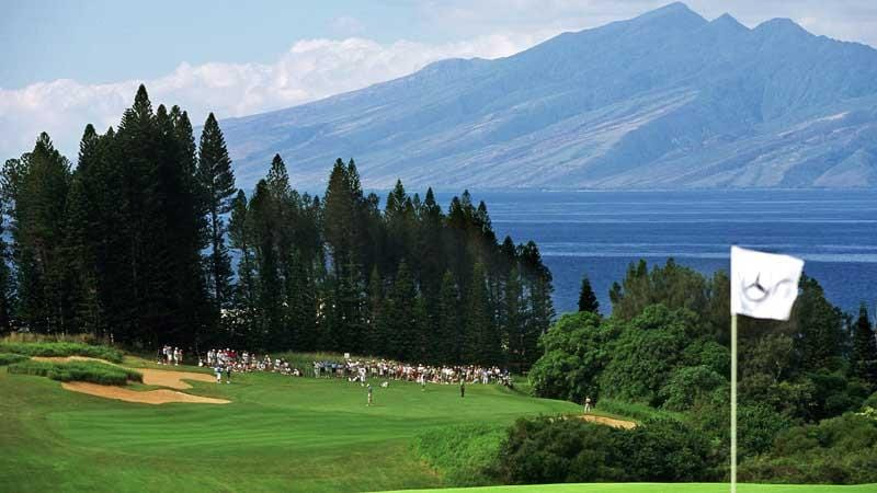 Kapalua Plantation Hyundai Classic Golf Tournament is every January