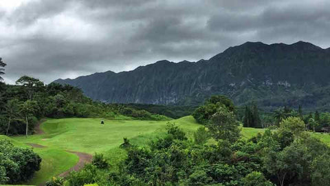 Royal Hawaiian 18th Fairway Hawaii Tee Times