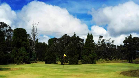 Volcano Golf Course Big Island Hawaii Tee Times