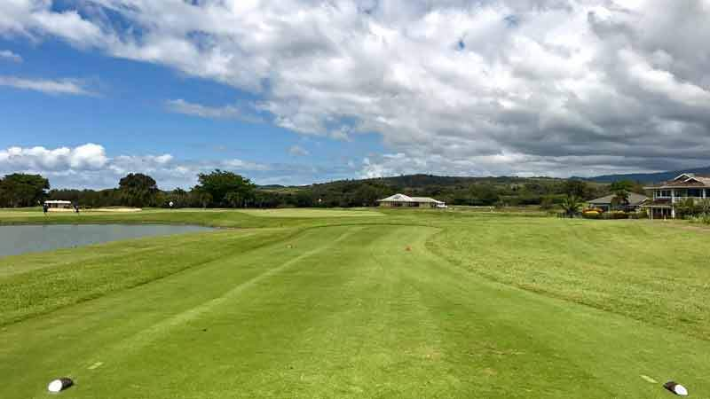Kiahuna Golf Course Nine Holes