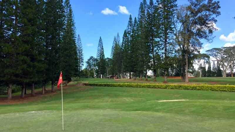 Mililani Golf Club ft