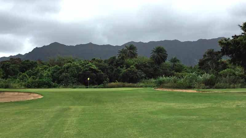 Olomana Golf Links ft