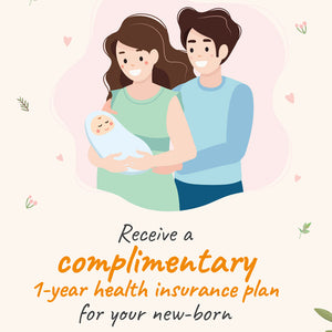 FREE 1-Year Health Insurance Plan Your Your Newborn