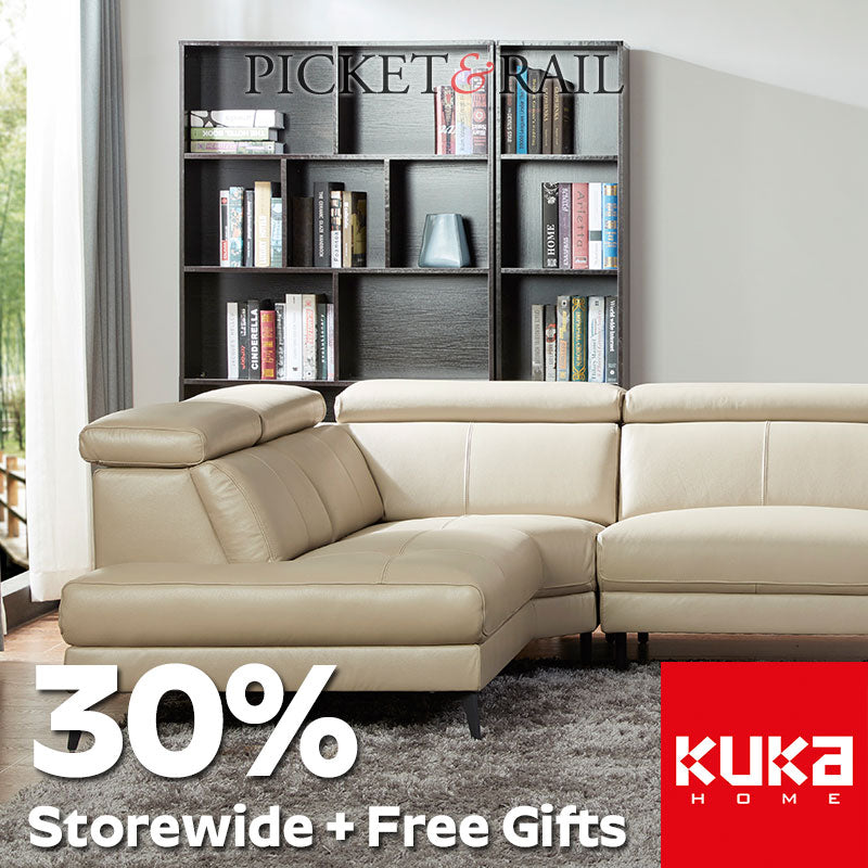 Celebration Sale 30% Off - Kuka Has Surpassed The 10M Sofa Production Mark