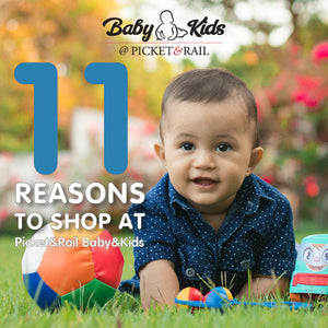 25 Reasons to Shop at Picket&Rail Baby&Kids