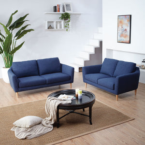 KUKA #2537 Fabric Sofa On Sale Now!