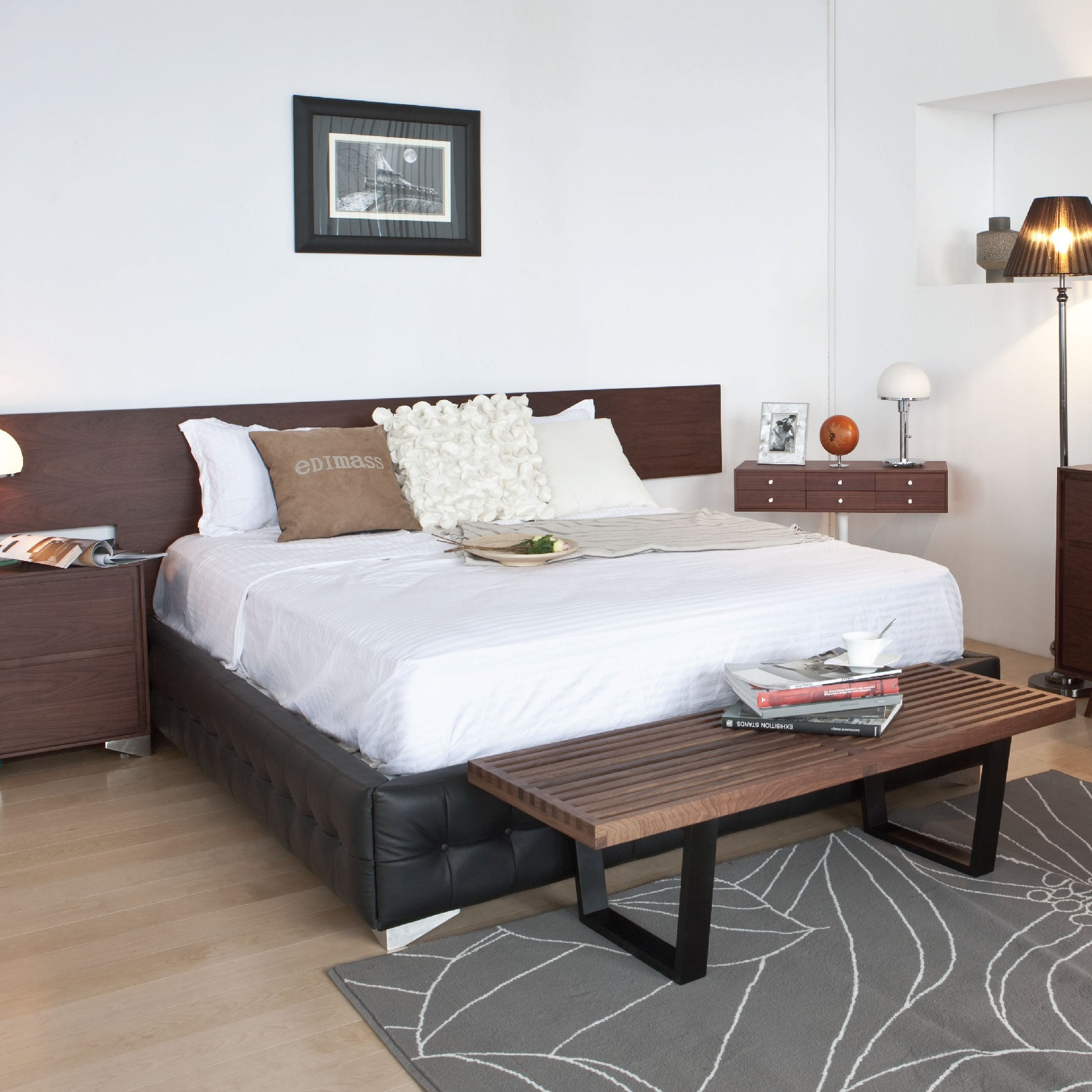 Foot Of The Bed furniture for your bed frame footboard - modern classic