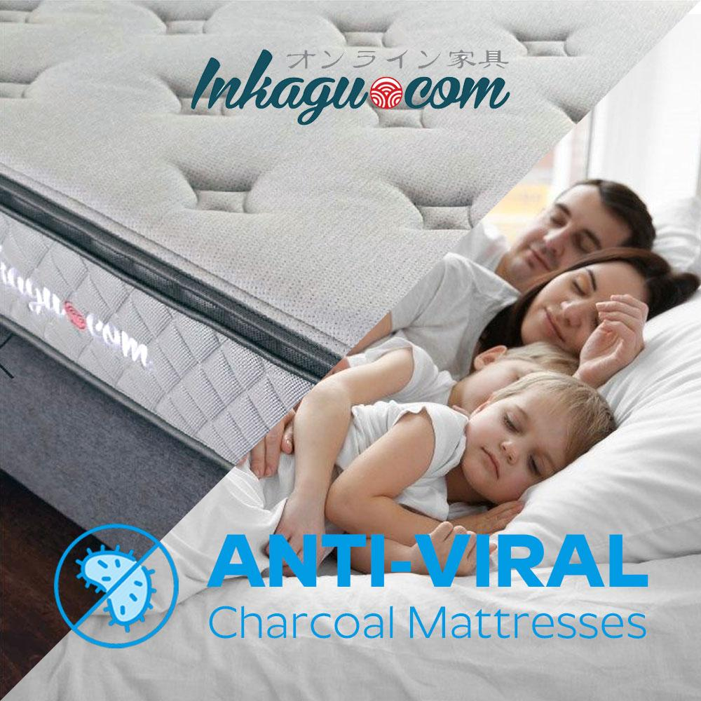 All Mattresses & Pillows w/ Anti-Bacterial Properties