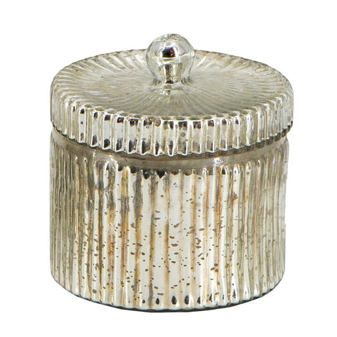 Lidded Scented Soy Wax Candle Earl Grey