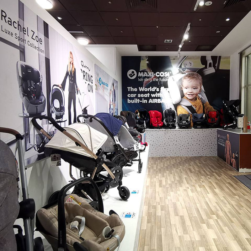 Full Range of Car Seats & Strollers