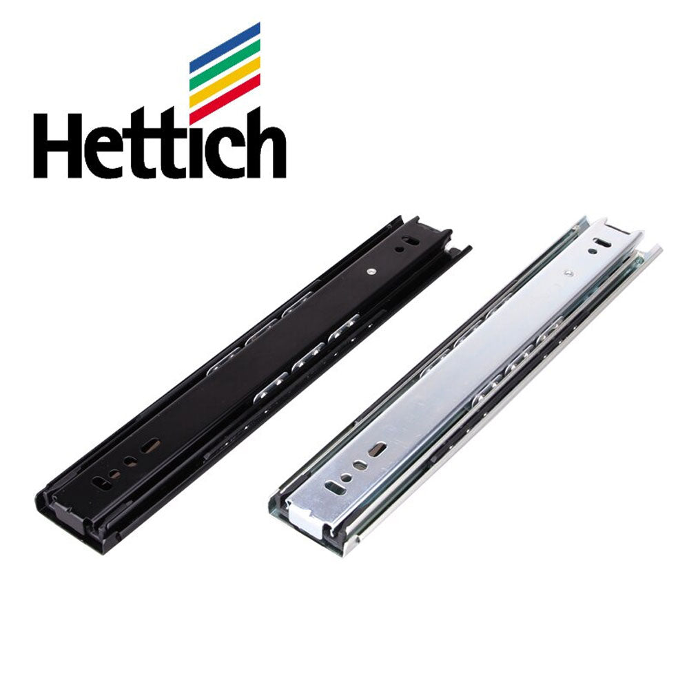 Quality Drawer Rails by Heittich® Germany