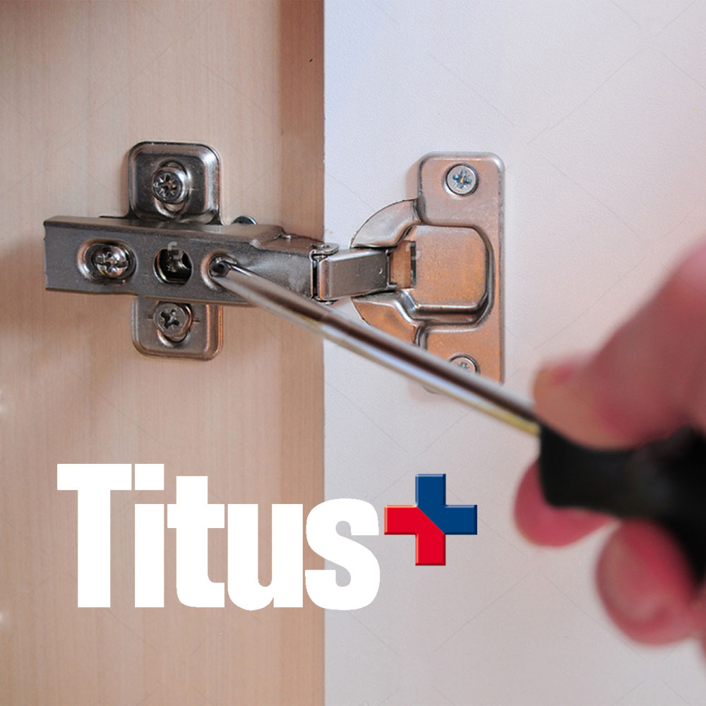 Quality Hinges by Titus® UK