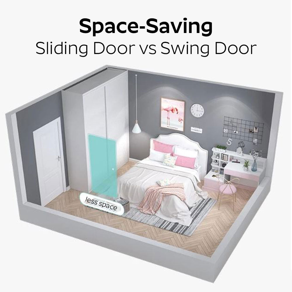 Space-Saving Sliding Doors