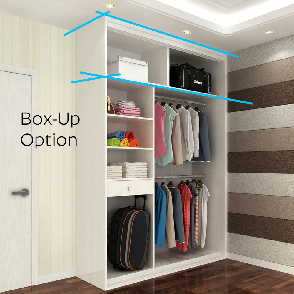 Box-Up Option