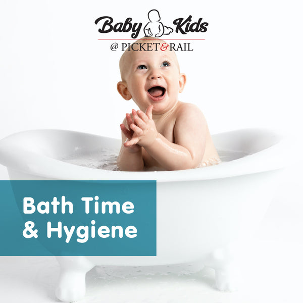 Bath Time Baby Collection
