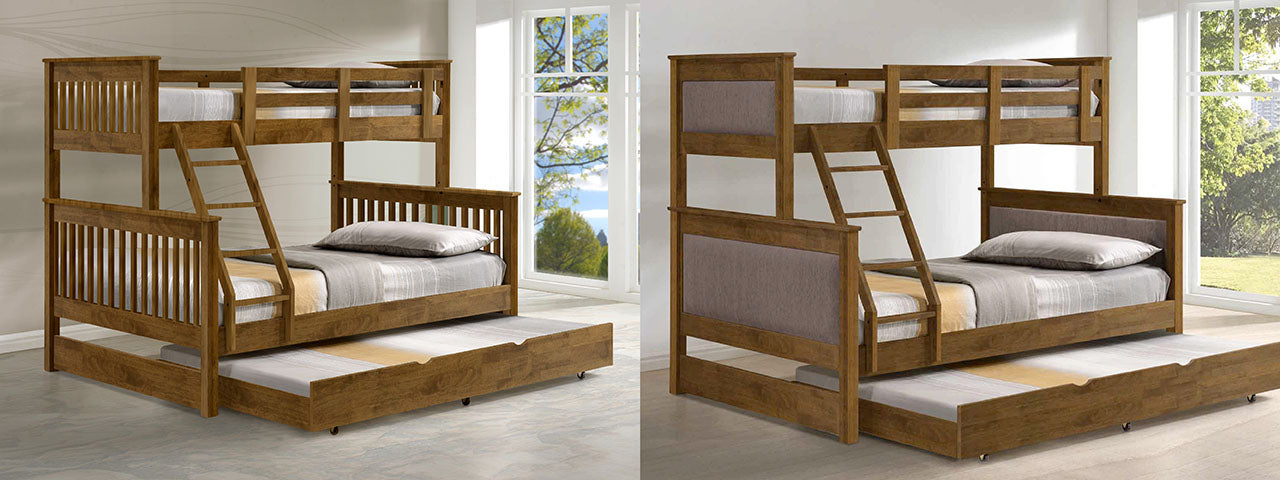 Americana Triple Bunk Bed