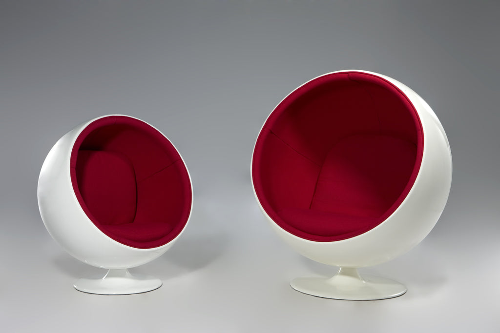Fiberglass: The Furniture Material of the Past, Present and Future ...