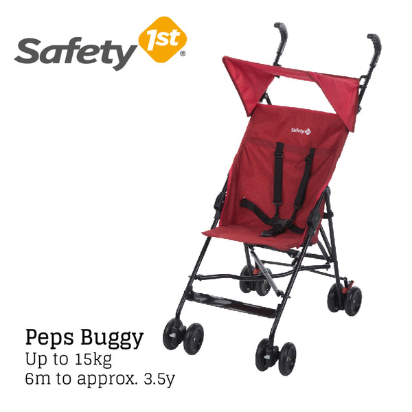 Safety 1st Peps Buggy with Canopy