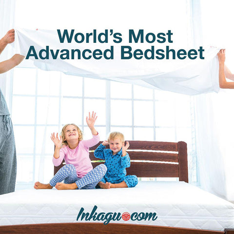Inkagu - World's Most Advanced Bedsheet