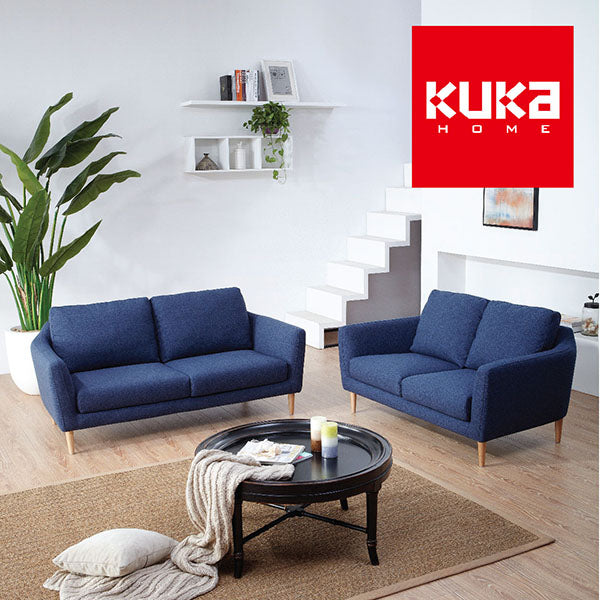 Only @25 Tagore Lane - KUKA Fabric Sofa Collection