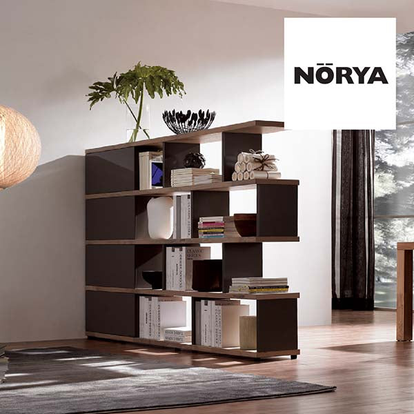 Norya Partition Shelves