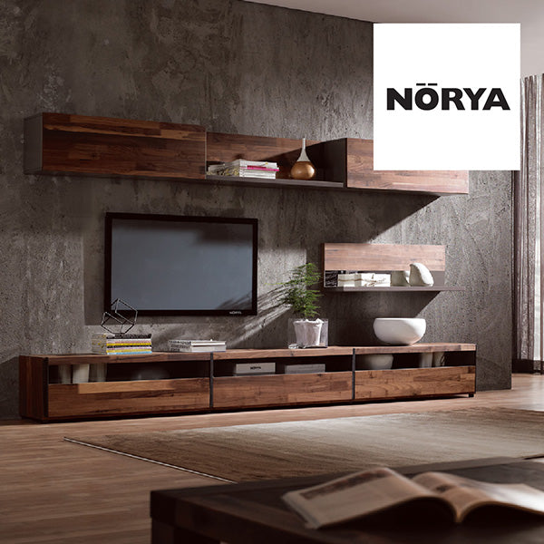 Norya Partition Shelves and Cabinets