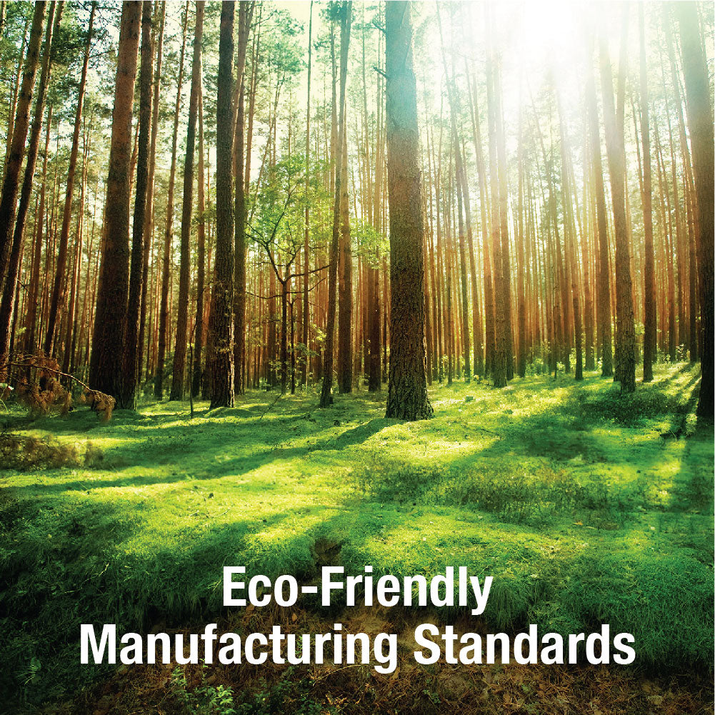 Eco-Friendly Manufacturing Standards