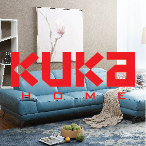 KUKA Leather & Fabric Sofas