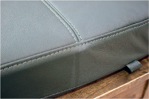 Genuine Top-Grain Leather