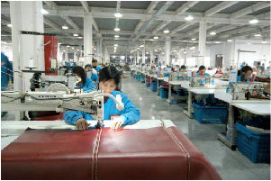 All Production Bases Cover 1,320,000 m2 With 7,000 Staffs