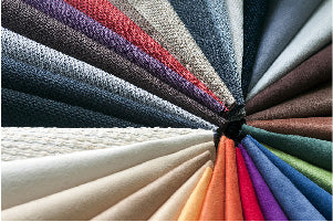 Choice Of Premium Belgian and Italian Fabrics