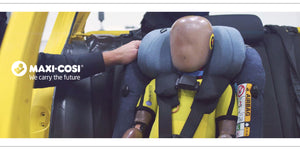 Maxi•Cosi | AxissFix Air - Air Safety Technology, how it works?