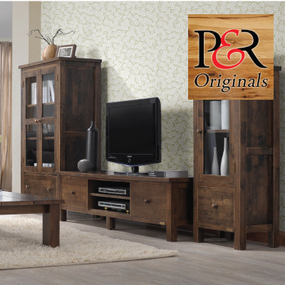 Americana Collection - TV Entertainment Units and Shelvings