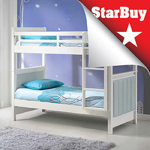 Angel Single Bunk Bed - Now: $1399 | Usual: $2499