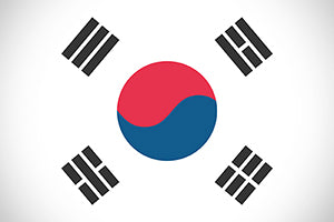 100% Korean Made and Imported