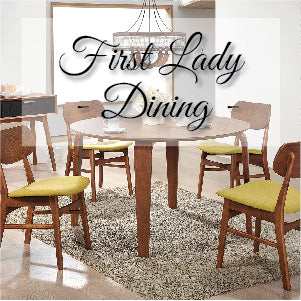 First Lady Dining