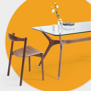 Solid Wood Designer Dining Tables